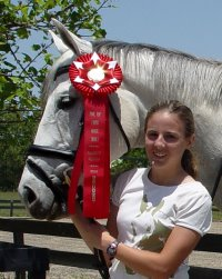 Grayboo earns another Red Ribbon in April 2007