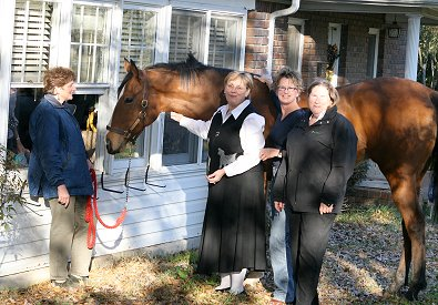 OTTB - Southern Legacy - Novermber 23, 2006