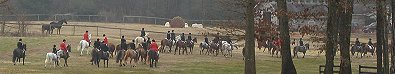 Shakerag Hounds Hunt