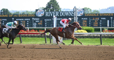 River Downs - Thoroughbred racing in Ohio