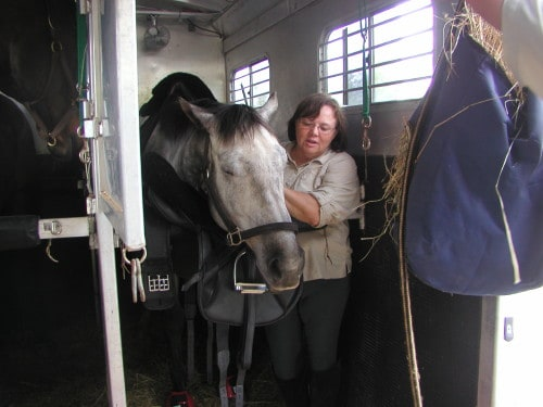 Monarch\'s Reign - asleep on the saddle