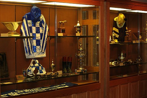 Secretariat\'s Racing Memorabilia