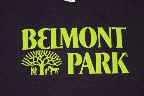 Belmon Park logo