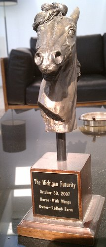 with-wings-racing-trophy