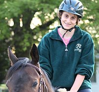 Alex Kemper has returned from Texas ready to attend her first Rolex event.