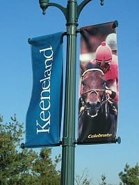 Bits & Bytes Farm Friends will be attending the last day of racing at Keeneland.