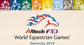 World Equestrain Games logo