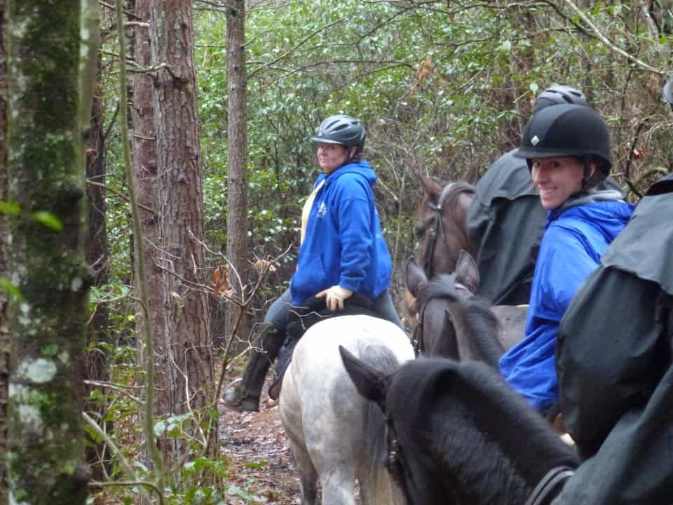 Jake Mountain Trail Ride