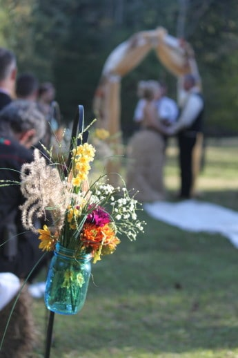 A Wedding at Bits & Bytes Farm