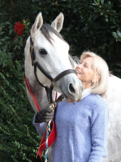 Postal Pam and Dr. Susan Llewallyn Goodman