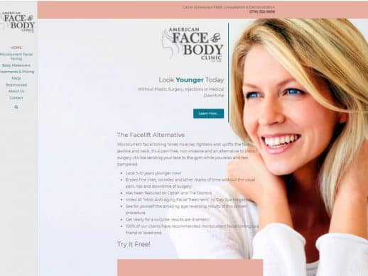 American Face & Body Clinic