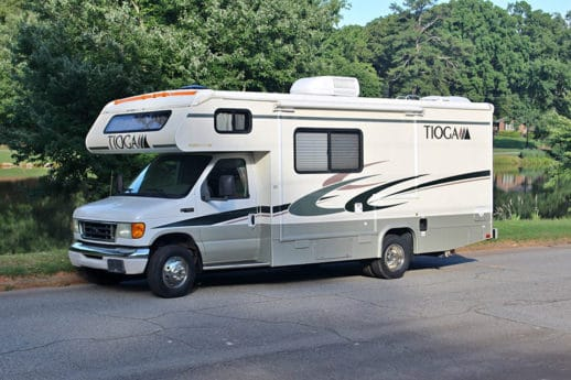 Fleetwood Tioga 23e RV For Sale