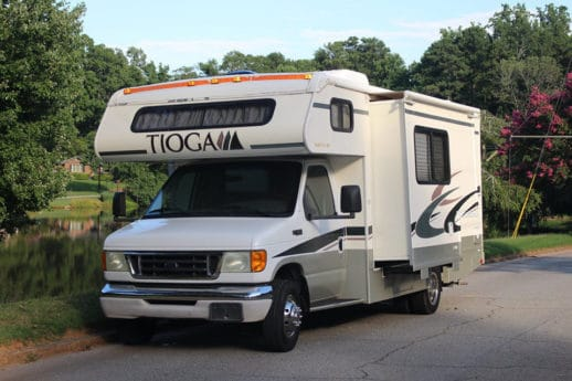 Fleetwood Tioga Class C RV For Sale