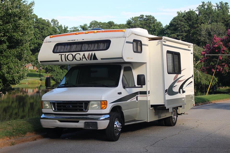 Fleetwood Tioga Class C RV For Sale